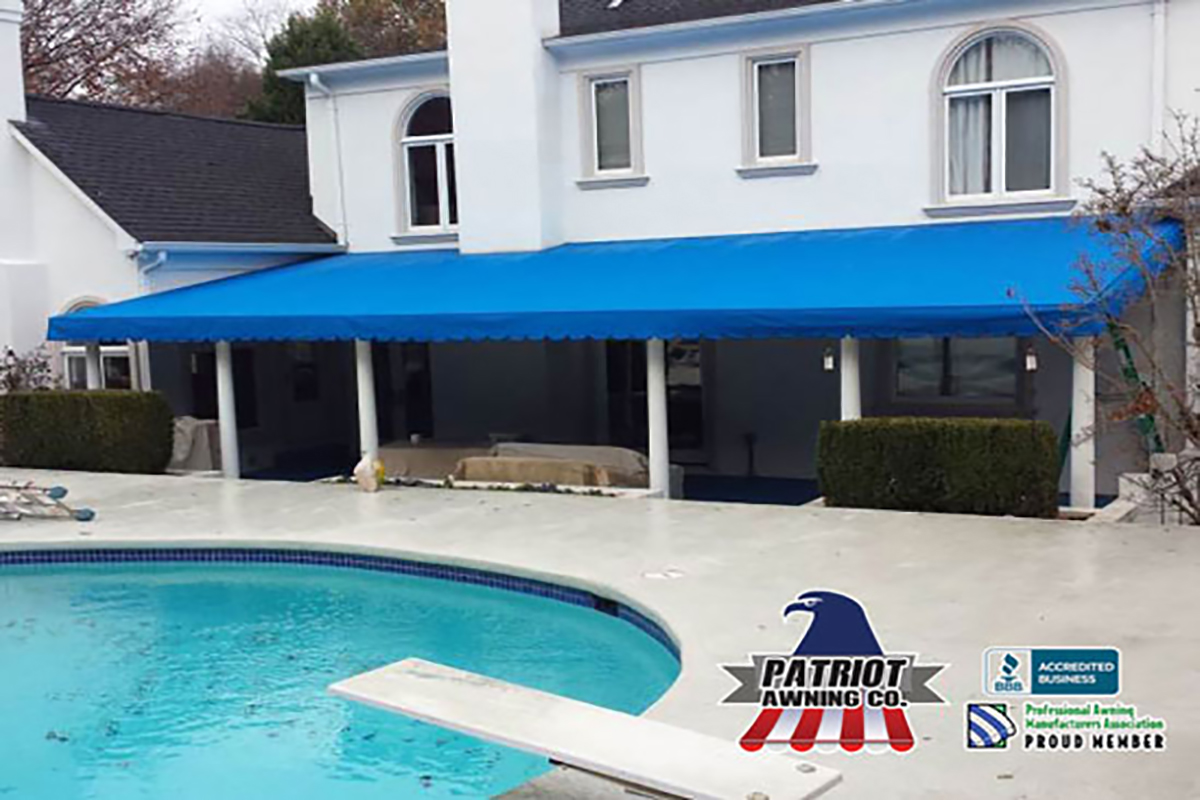 patriot awning company charlotte awning supplier contractor