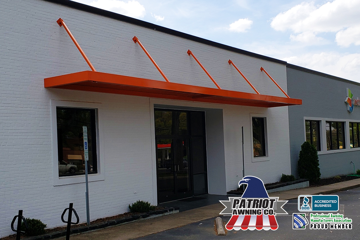 Patriot Awning Company Charlotte Awning Supplier